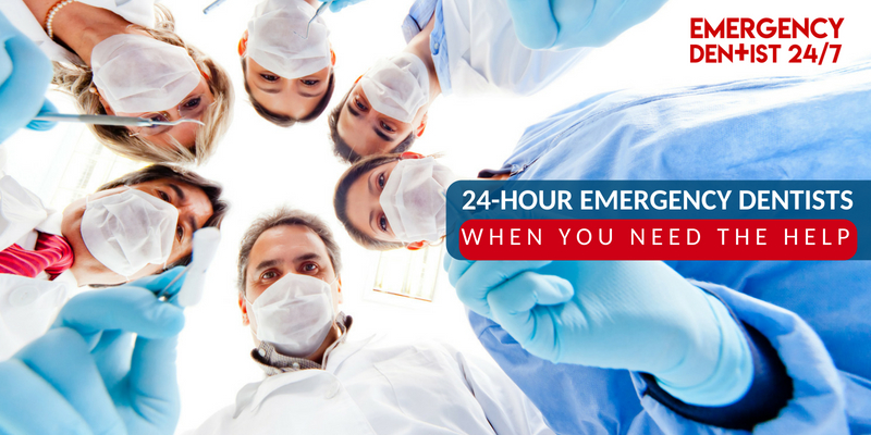 24-Hour Emergency Dentists