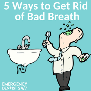 5 ways to get rid of bad breath fi