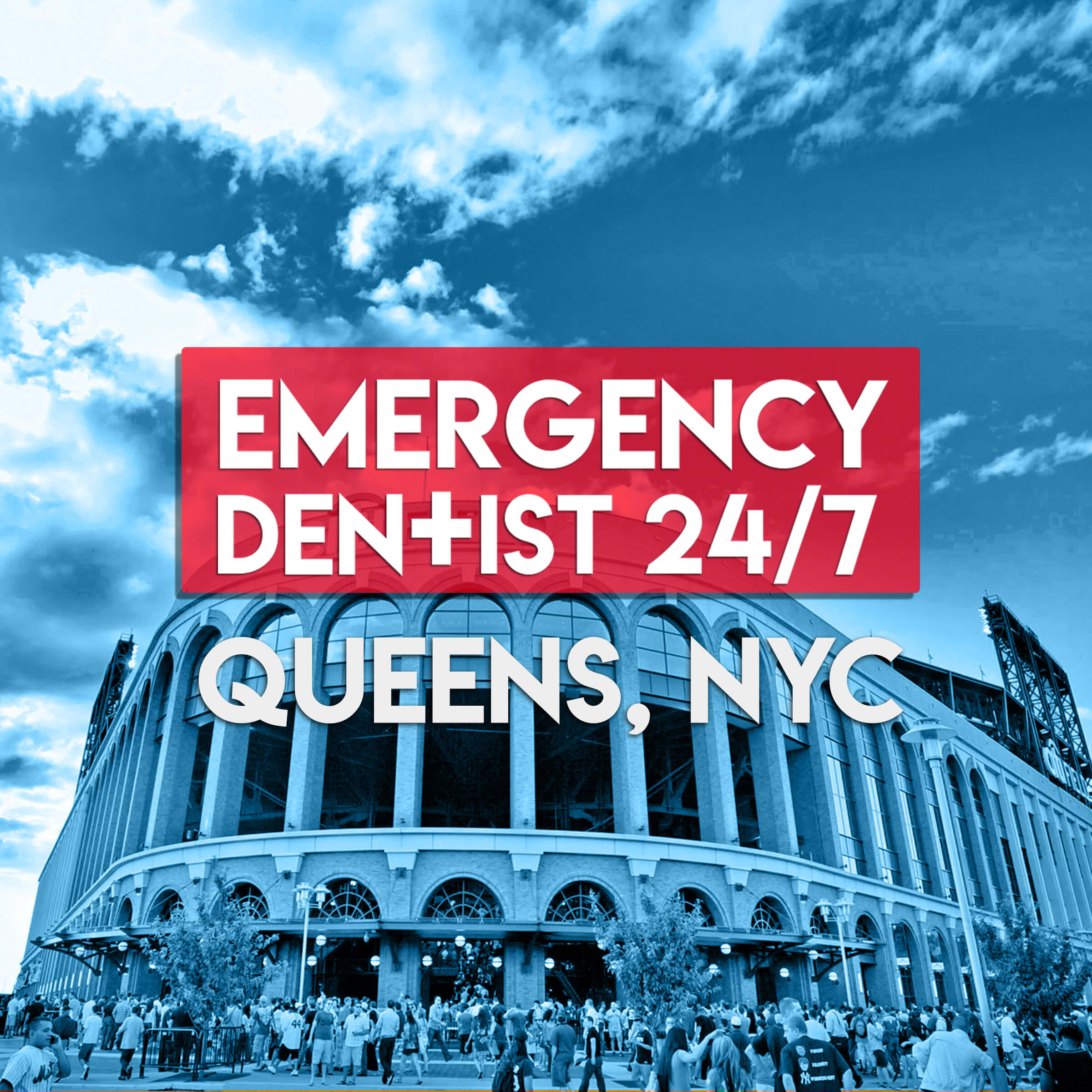 emergency dentist queens 247 logo