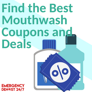 best mouthwash coupons and deals