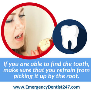 loose a teeth emergency dentist manhattan