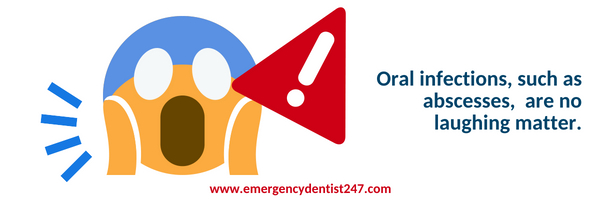 oral infection emergency dental