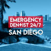 24/7 Emergency Dentist San Diego Profile Logo