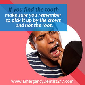 emergency dentist 247 chelmsford ma knocked out tooth (1)