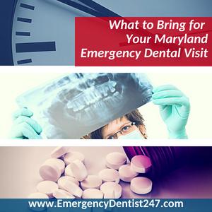 emergency dentist 247 maryland
