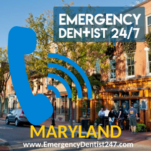 emergency rooms vs emergency dentists in maryland