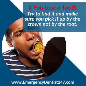 losing a tooth emergency dentists queens 247