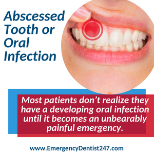 abscessed tooth and oral infections columbus oh