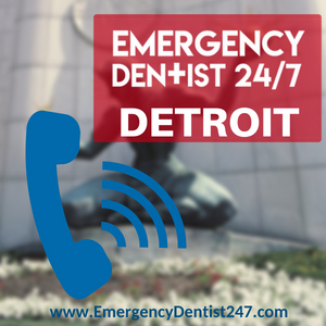 emergency room vs emergency dentist detroit