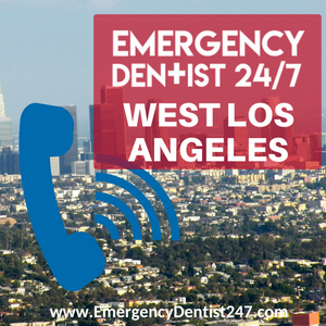 emergency room vs emergency dentist west los angeles