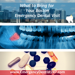 what to bring to your boston dental appointment