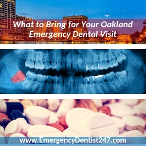 What You'll Need for Your Emergency Appointment oakland ca