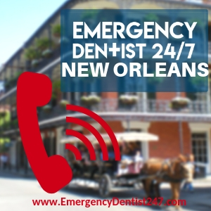 emergency room vs emergency dentist new orleans