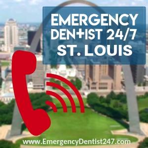 emergency room vs emergency dentist st. louis