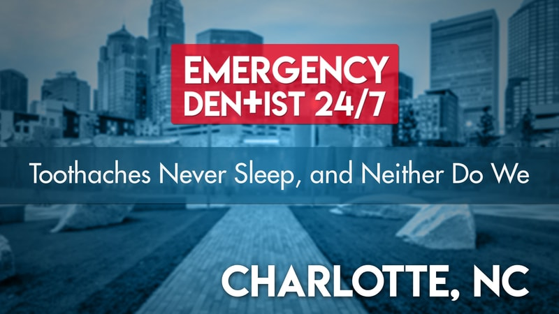 Emergency Dentist Charlotte Cover