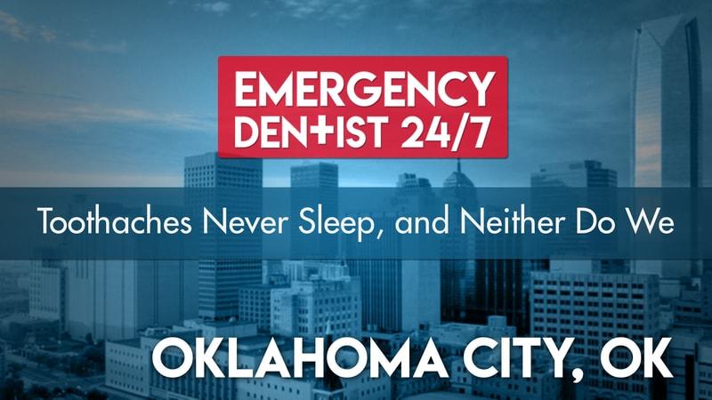 Emergency Dentist OKC Cover