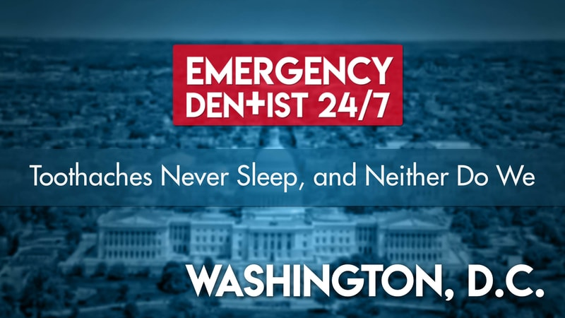 Emergency Dentist Washington DC Cover