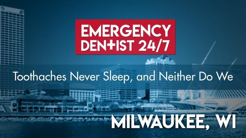 Milwaukee Emergency Dentist Cover
