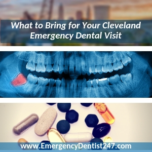 What to Bring to Your Emergency Dentist Appointment