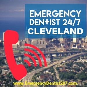 emergency dentist vs emergency room doctor cleveland