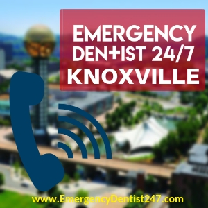 emergency room doctor vs emergency dentist knoxville