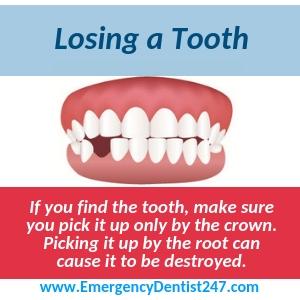 losing a tooth tucson az