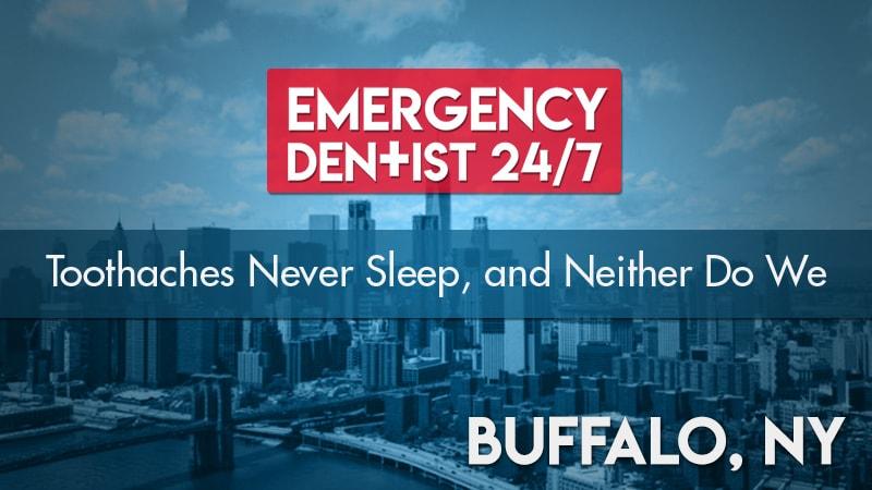 Emergency Dentist Buffalo New York Cover