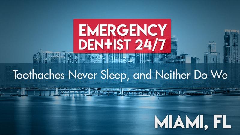 Emergency Dentist Miami Florida Cover