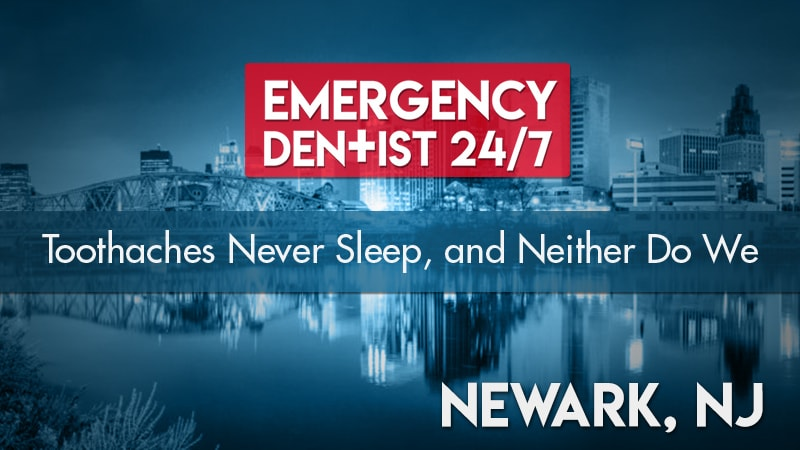 Emergency Dentist Newark New Jersey Cover