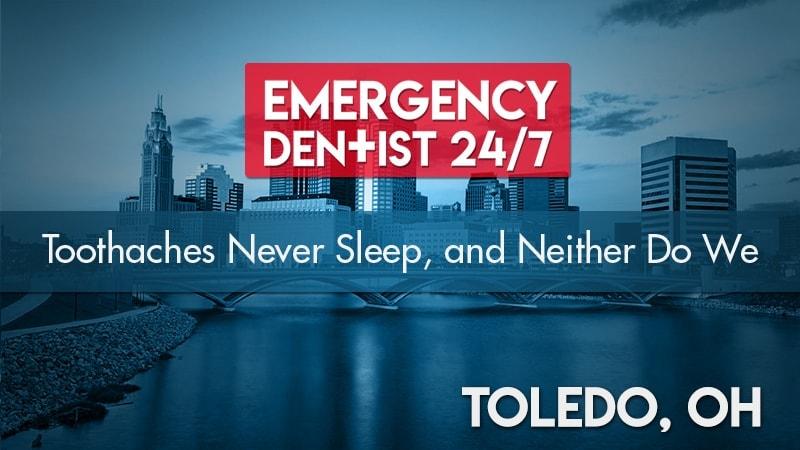Emergency Dentist Toledo Ohio Cover