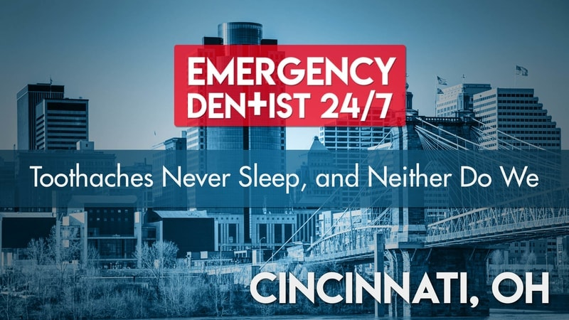 Emergency Dentist Cincinnati Ohio Cover