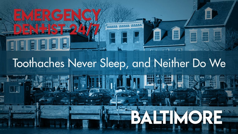 Emergency Dentist Baltimore Cover