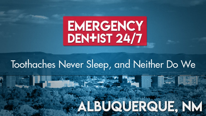 Emergency Dentist Albuquerque NM Cover