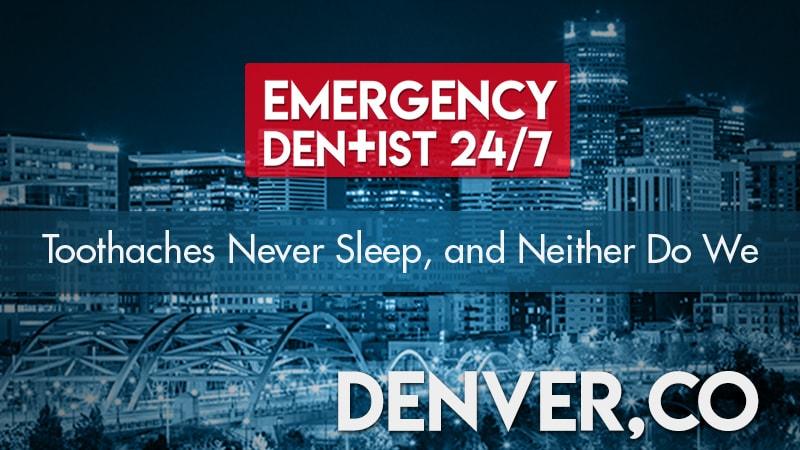 Emergency Dentist Denver CO Cover