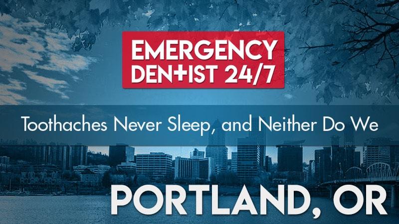 Emergency Dentist Portland OR Cover