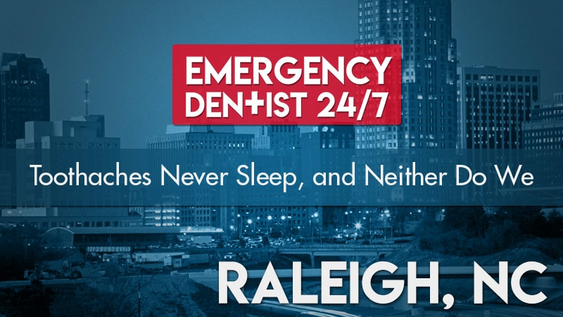 Emergency Dentist Raleigh NC Cover