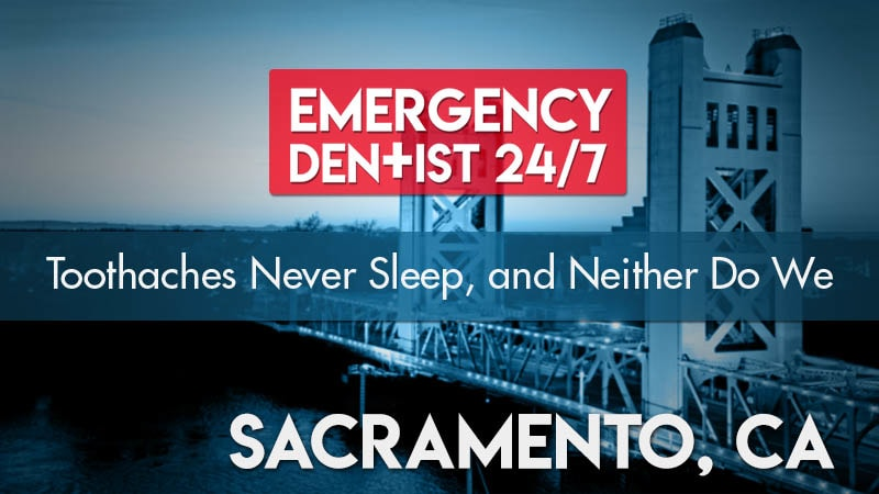 Emergency Dentist Sacramento CA Cover