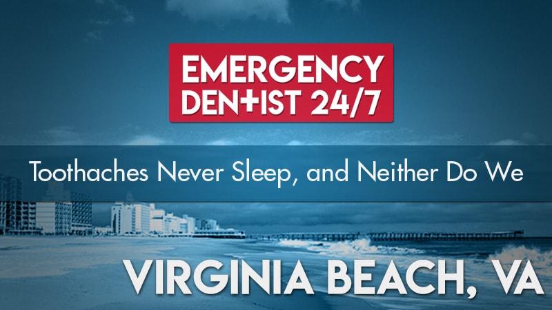 Emergency Dentist Virginia Beach VA Cover