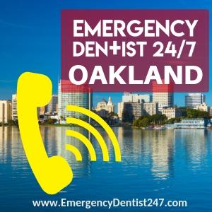 Emergency Room vs Emergency Dentist OAKLAND