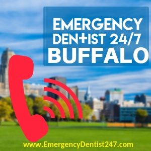 emergency dentist or emergency room doctor buffalo