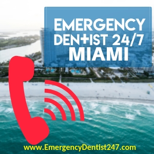 emergency dentist vs emergency room doctor miami fl