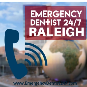 emergency dentist vs emergency room doctor raleigh nc