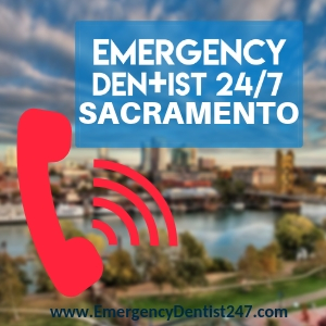 emergency dentist vs emergency room doctor sacramento