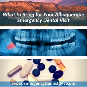 everything you'll need for your emergency dentist appointment albuquerque nm
