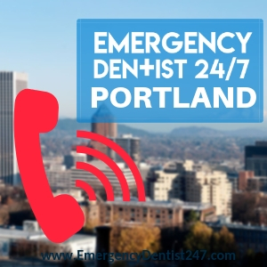 needing an emergency room doctor vs an emergency dentist portland or
