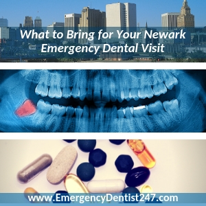 what to bring to your dentist appointment in newark nj