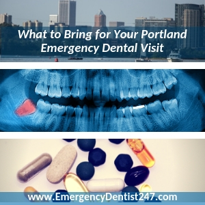what you need for your dental appointment in portland