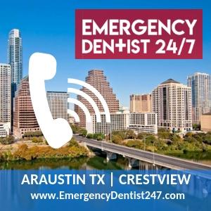Emergency Dentist Austin Crestview