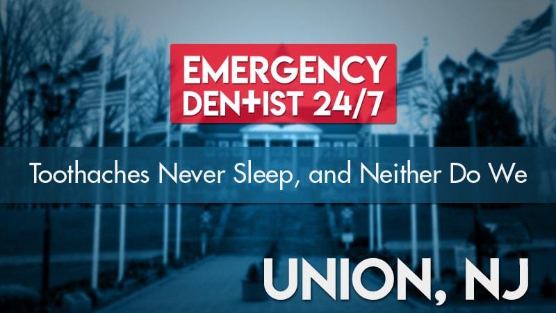 Emergency Dentist Union NJ Cover
