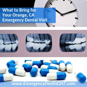 Your Orange, CA Emergency Dental Appointment